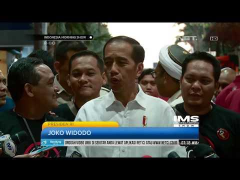 News On Top: Jokowi Mengaku Sudah Ada Cawapres Untuk Mendampinginya Di Pilpres 2019