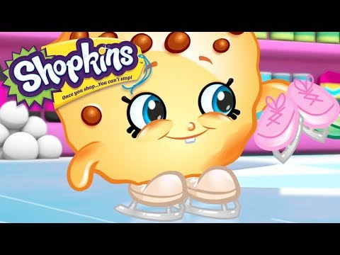 SHOPKINS - ICE SKATING | Cartoons For Kids | Toys For Kids | Shopkins Cartoon