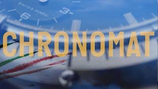 Breitling Chronomat - History