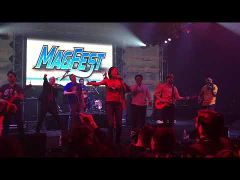 7 Evil Lexes -  Lex the Lexicon Artist at MAGFest 2019
