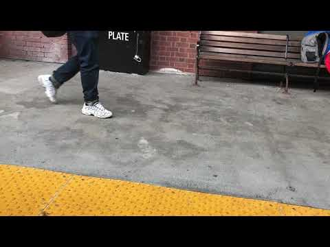 NJ Transit Alstom Comet V Door Sounds