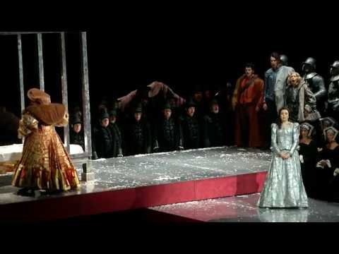 Anna Bolena di Gaetano Donizetti - Finale I Atto