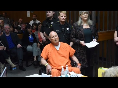 See suspected East Area Rapist's first court appearance