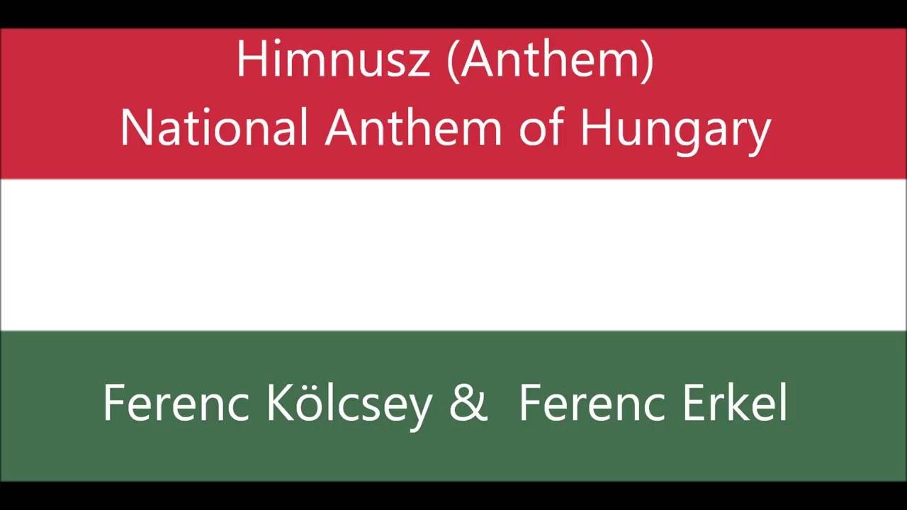 Download HUNGARIAN National ANTHEM of Hungary MAGYAR Himnusz lyrics words sing-along song
