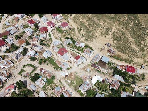 Gümüşhane, Şiran, İneköy Havadan (Drone) Çekimi