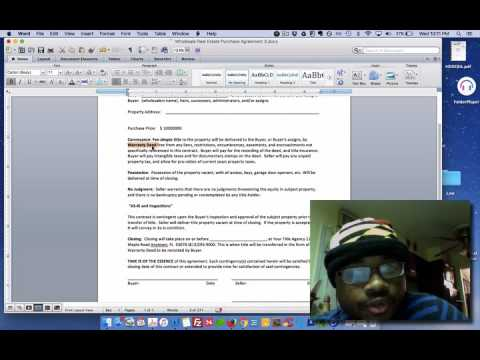 Maryland Real Estate Investor Attorney Wholesale Contract Review ...