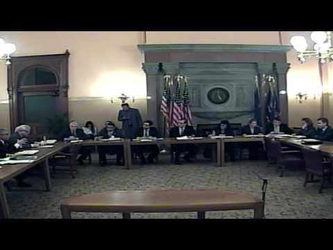 Senate Standing Committee on Codes - 01/23/17