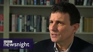 New Yorker's David Remnick on his fears over Trump's presidency - BBC Newsnight