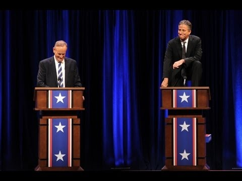 Jon Stewart Crushes Bill O'Reilly In Debate