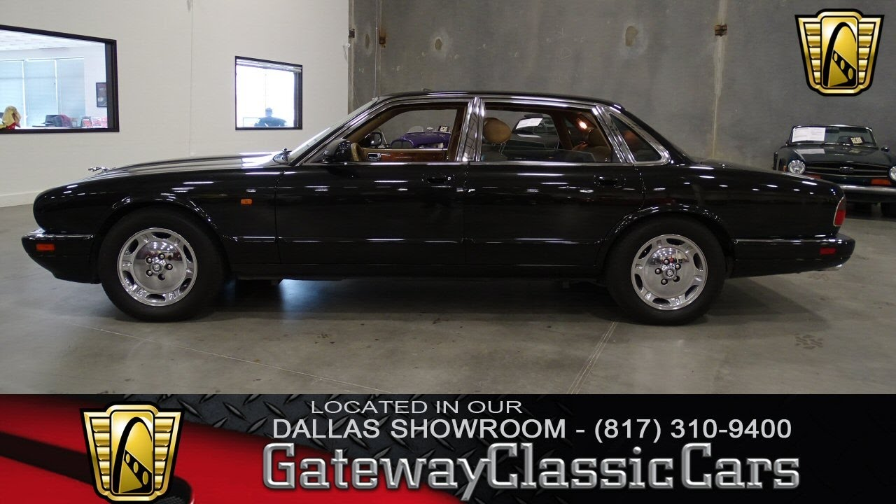 Nice 1997 Jaguar XJ6 #398 DFW Gateway Classic Cars Of Dallas