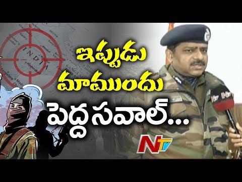 CRPF J&K Zone Additional DG kaumudi Face To Face Over Pulwama Incident | NTV