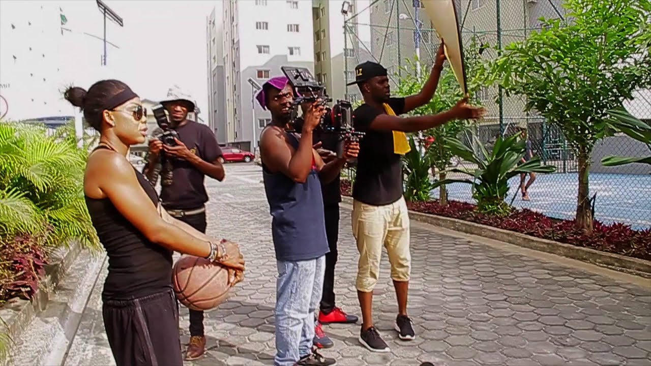 Download Jenifa's Diary MUSIC VIDEO (Behind the scenes)