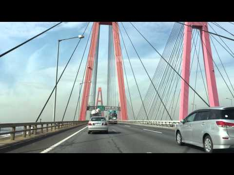 Isewangan Expressway Japan