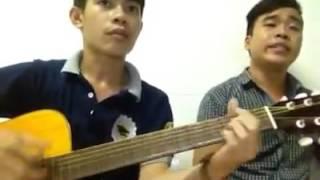 Giữa Mạc Tư Khoa Nghe Câu Hò Nghệ Tĩnh - Guitar Cover by Hoàng Lê ft. Quang Phước