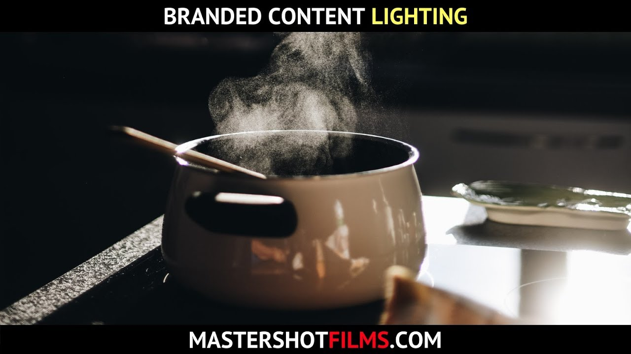 Branded Content Shoot at CookTop Studio in Brooklyn