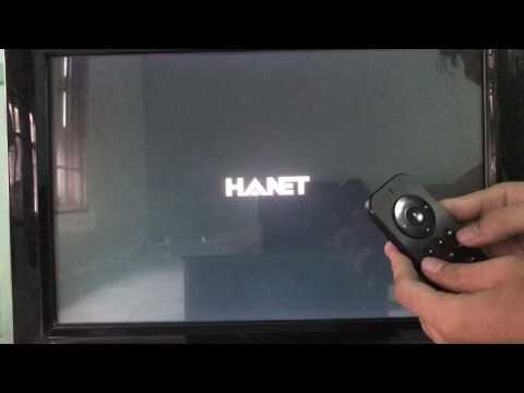 Hướng dẫn kết nối Remote và đầu Karaoke HANET PlayX One nhanh nhất
