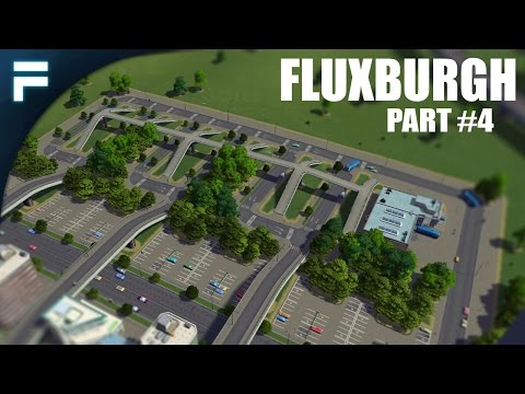 "Cities Skylines - Fluxburgh [PART 4] ""Transit Station"""