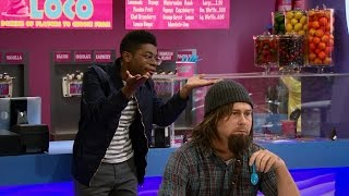 Ernie's First Fight (Weirdest Fight Ever) - K.C. Undercover (Stakeout Takeout [HD])