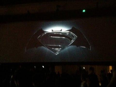 Batman/Superman team up film logo confirmed!!!! Worlds Finest for 2015!