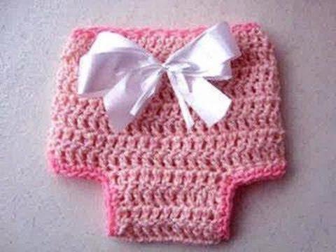 Crochet Diaper Cover Pattern Youtube