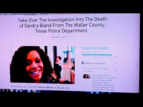 BrainScratch: Sandra Bland