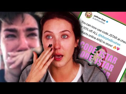 JACLYN HILL & JAMES CHARLES GOT ROBBED BY JEFFREE STAR thumbnail