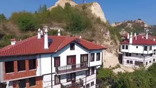 Beautiful Melnik in Bulgaria