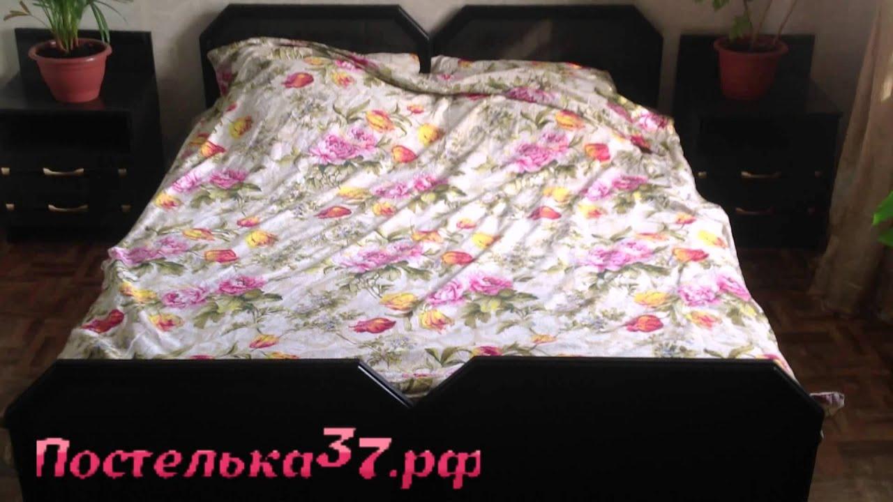 Постельное белье из Иваново - модель