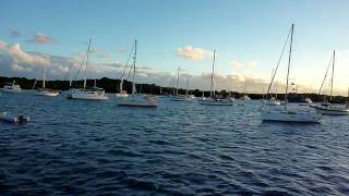 Trellis Bay Sunset