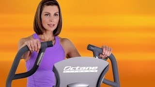 Octane Fitness LateralX Pro-Series Elliptical