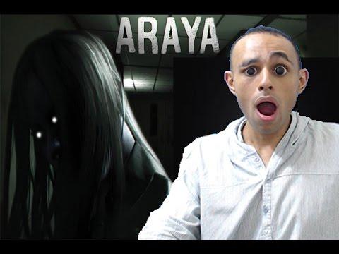 اقوى لعبة رعب في العالم | رجلى ثابت | لعبة araya