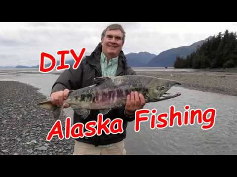 DIY Alaska Fishing
