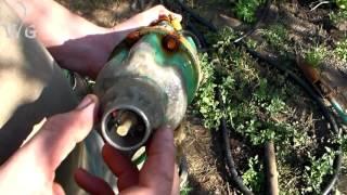 Nasos Damlama uchun klapan o'zgartirish BV—0,12—40U pastki devor