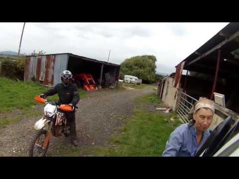 Biker vs Landowner #2