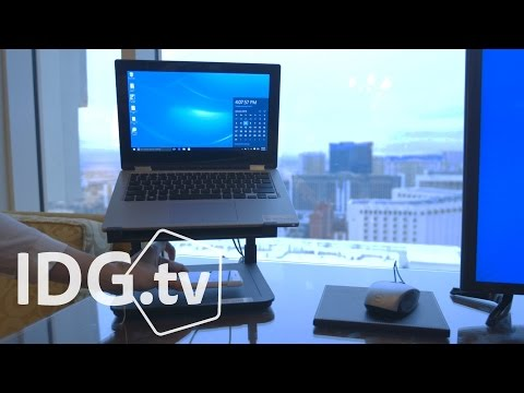 WiTricity demos wireless laptop charging at CES 2016