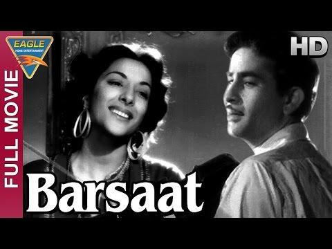 Barsaat Hindi Full Movie HD || Nargis, Raj Kapoor, Prem Nath || Hindi Movies
