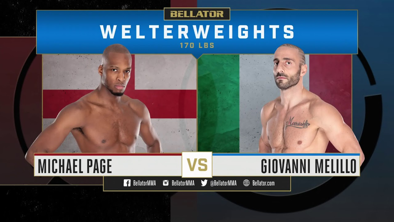 Bellator 235 Лондон: MVP vs. Melillo / Euro Series 06 – Prelims