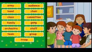 Collective Nouns and Classifiers - Class 5 thumbnail