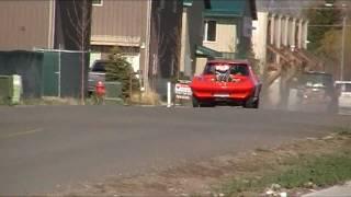 65 chevy corvette blown alcohol small block