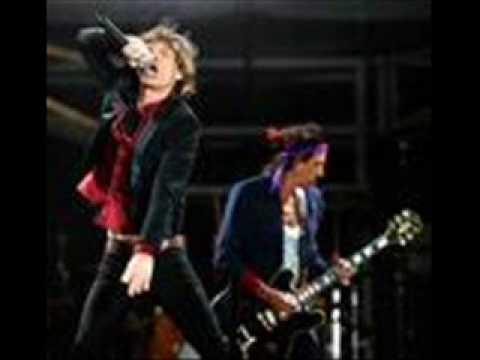 Rolling Stones - Stade de france 2007 - She was hot (Live)