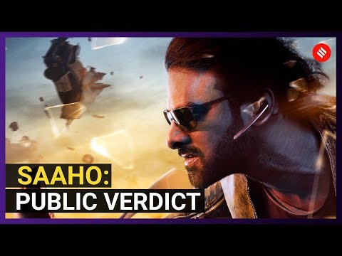 Saaho box office collection Day 4: Prabhas film earns Rs