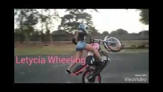 Letyçia wheelng
