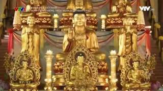 VTV1 - Khám Phá Việt Nam - Ngôi chùa Thiêng trên núi Thành Đẳng