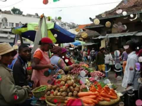 Madagascar Zafimaniry Antananarivo