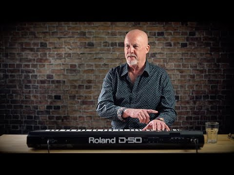 Roland D-50 Celebration Moments with Adrian Scott