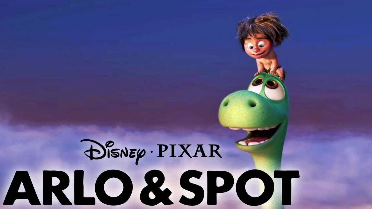 das pixar verm chtnis 20 jahre freundschaft wie bei arlo spot disney hd youtube. Black Bedroom Furniture Sets. Home Design Ideas