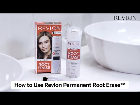 How To Use Root Erase | Revlon