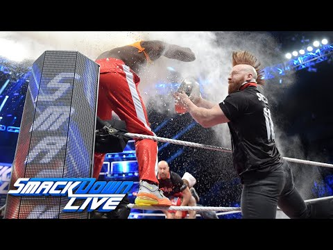 New Day get cooked:  SmackDown LIVE, Oct. 2, 2018