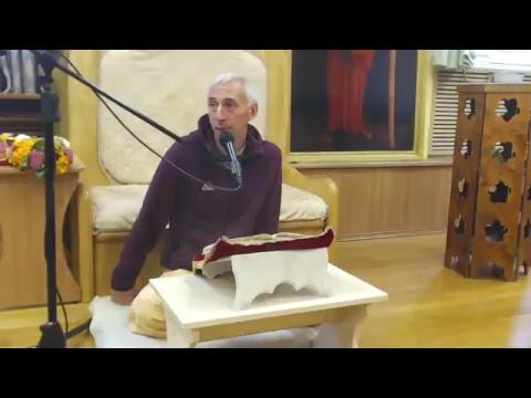 Шримад Бхагаватам 4.19.24-25 - Дамодара Пандит прабху