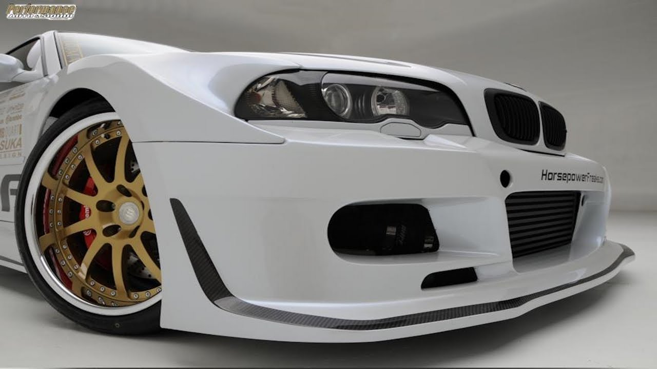 BMW M3 e46 Top Modified  The Best Mods For BMW M3  YouTube